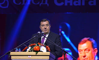 Milorad Dodik (© Stanisic Vladimir/Shutterstock