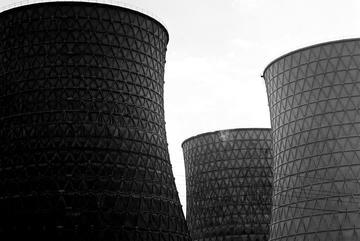 Tuzla, la centrale termica (Foto Alessandro Boselli, Flickr)