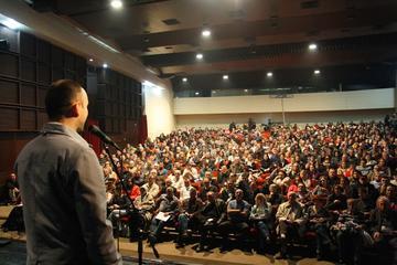 Il Plenum di Tuzla (foto TIP)