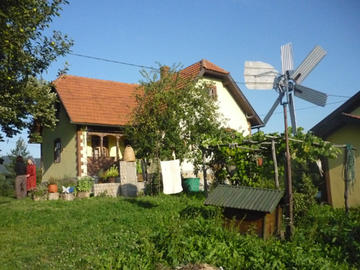 L'Ecocentro di Brezici, Petrovo (Foto Anna Brusarosco)