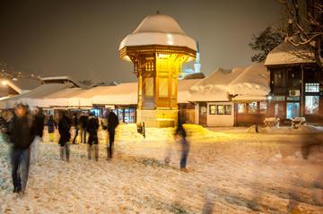 Sarajevo - Zurijeta/Shutterstock