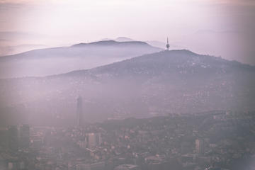 Sarajevo (Foto Marco Fieber, Flickr)