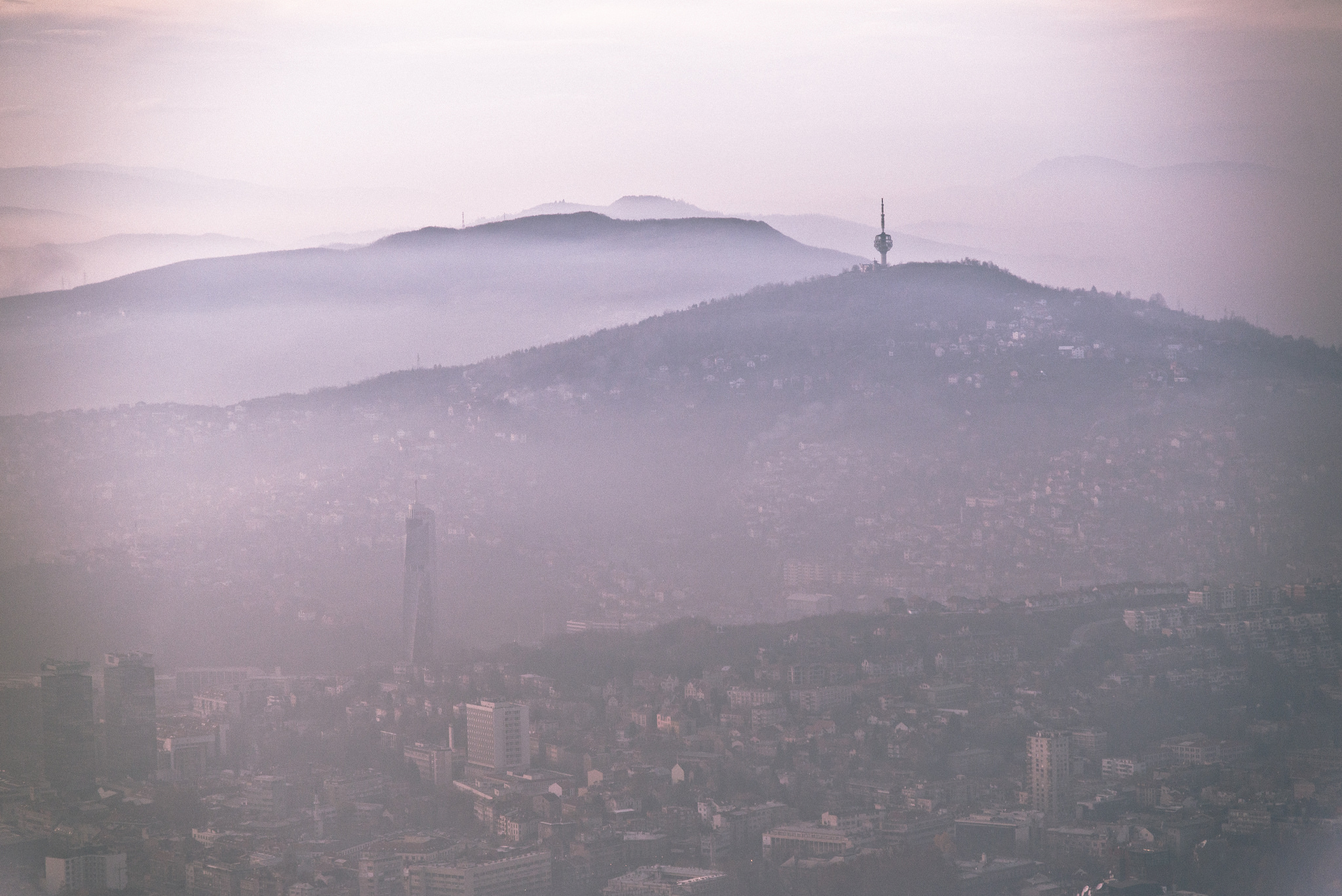 Sarajevo (Photo Marco Fieber, Flickr)