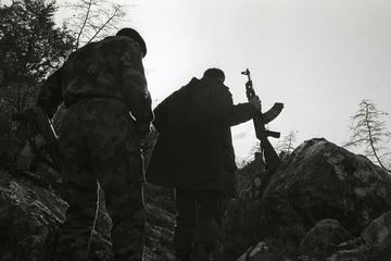 Trebinje, 1992 (Foto Mario Boccia)