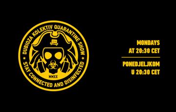 Dubioza Kolektiv Quarantine show - da pagina Facebook.png