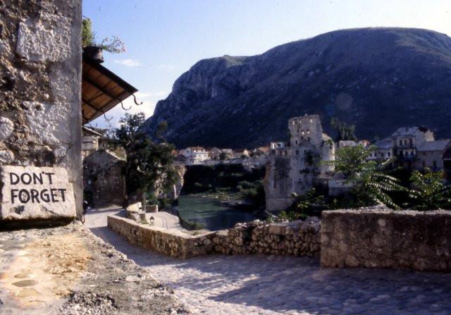 Mostar, foto di Giacomo Scattolini - www.immaginidifuoco.it