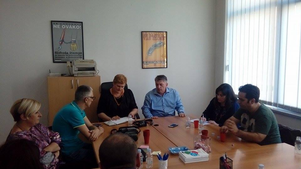 Durante il seminario (foto A. Šušnjar)