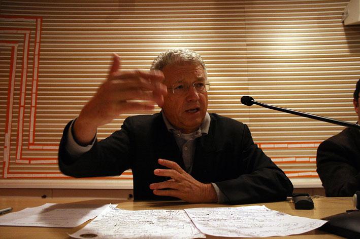 Wolfgang Petritsch (Foto Luka Zanoni)