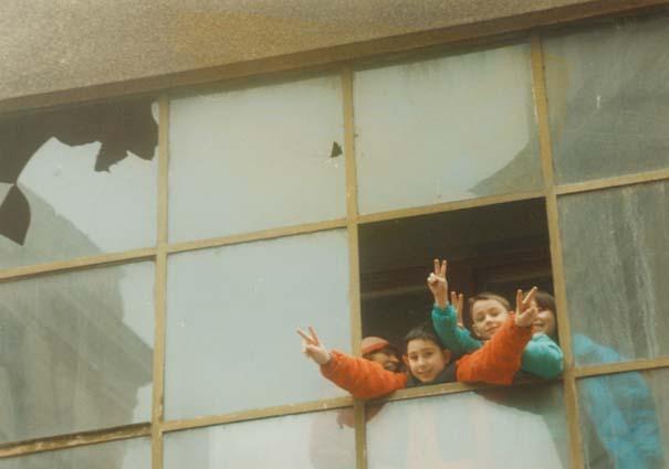 Sarajevo, 1992 (Foto © Christian Penocchio)