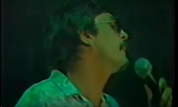 Davorin Popović (screenshot da Youtube)