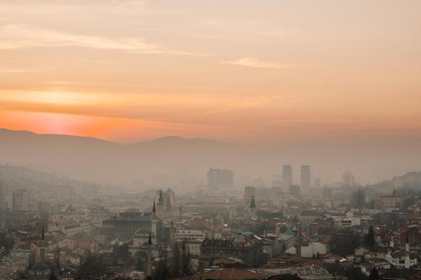 Sarajevo (Foto © Aldin033/Shutterstock)