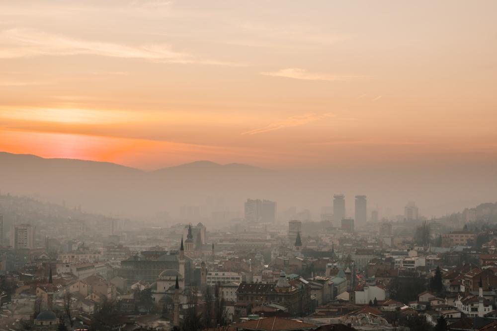 Sarajevo (Photo © Aldin033/Shutterstock)