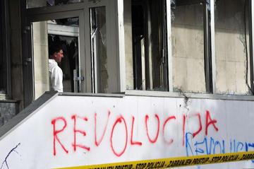 Rivoluzione a Tuzla, Il Manifesto.jpg