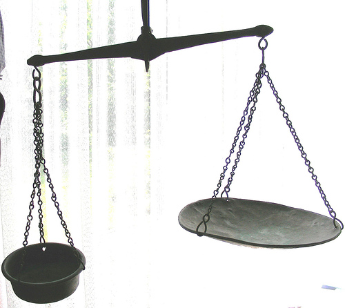 Justice # 2 (Foto InsideMyShell, Flickr)