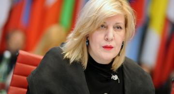 Dunja Mijatović (OSCE)