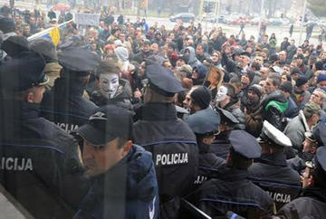 Proteste in Bosnia Erzegovina, foto di Q Code Mag.jpg