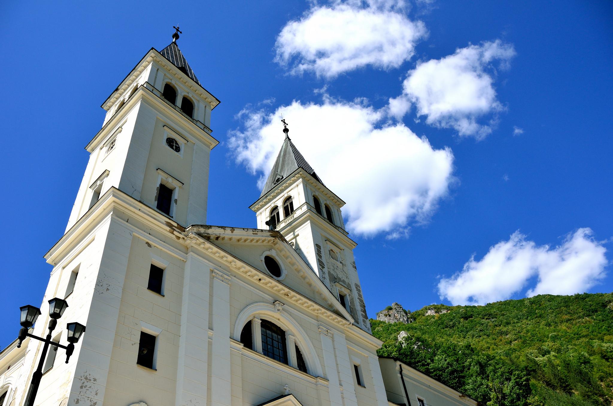 Il monastero di Kraljeva Sutjeska, presso Kakanj (Foto Vladimer Shioshvili, Flickr)