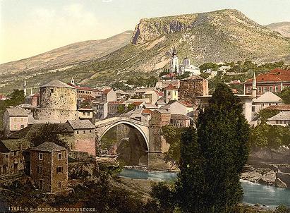 Stari most - Ponte vecchio