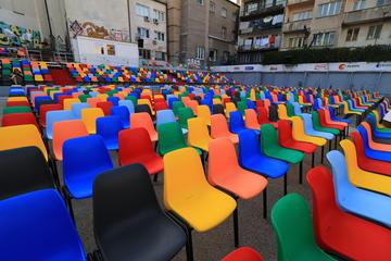 Cinema all'aperto a Sarajevo (© Fedja Krvavac/Shutterstock)