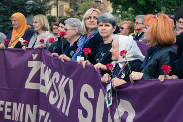 Sarajevo, il Tribunale delle Donne (Foto Clara Casagrande)