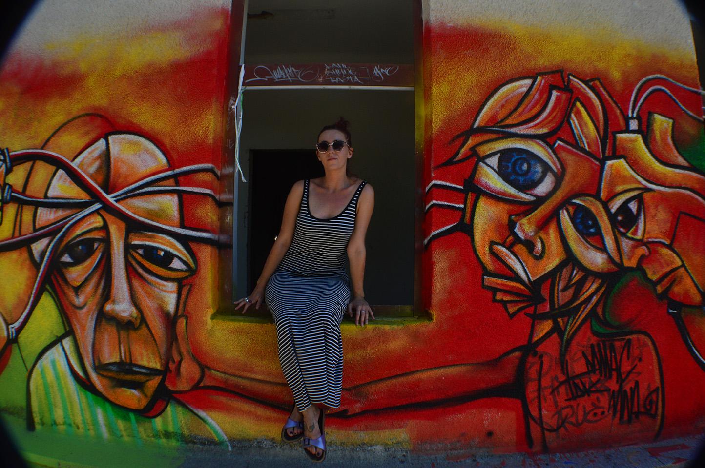 Marina Mimoza u Mostaru (foto Una Čilić)