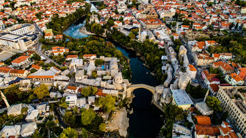 Mostar © Tjasa Razinger/Shutterstock