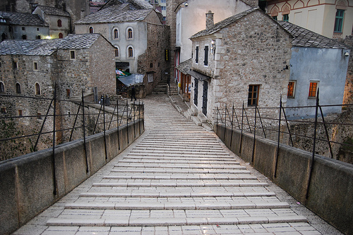 Mostar (Foto sugarmelon, Flickr)