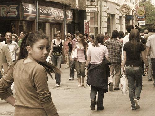 Ferhadija (Photo - Marzia Bisognin, Flickr)