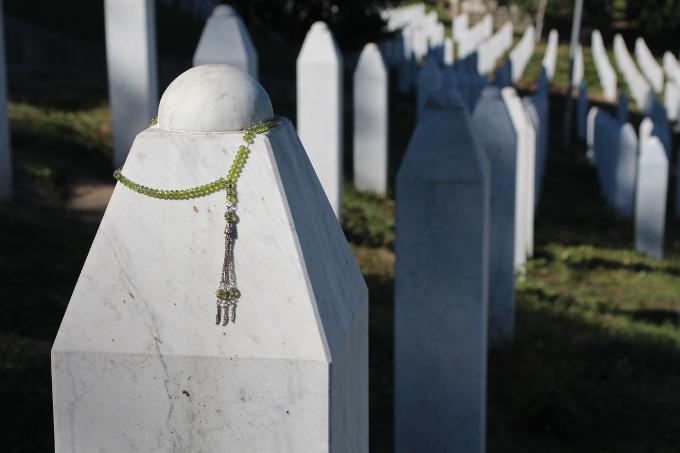 Memoriale di Potočari a Srebrenica - foto di Nicole Corritore