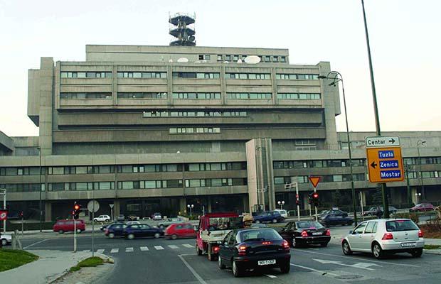 Edificio della BHRT