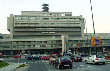 Zgrada BHRT