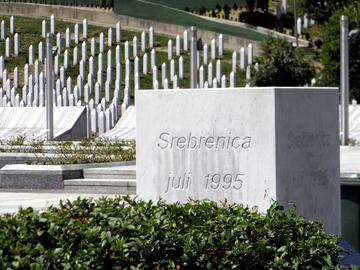 Srebrenica Memoriale (©  Di Kaaca/Shutterstock)