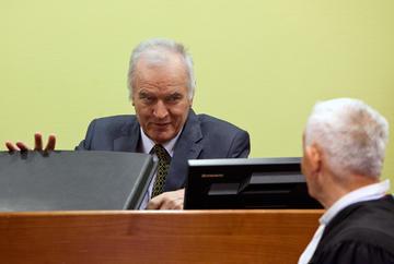 Ratko Mladić  (foto @ICTYnews)