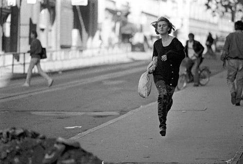 Sarajevo 1992 (foto © Mario Boccia)