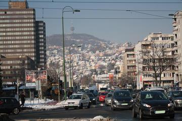 Sarajevo (photo by A. Sasso)