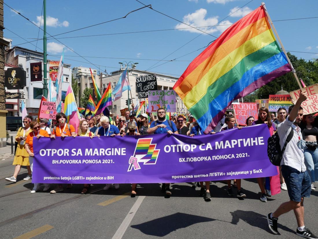 Sarajevo Pride 2021, il corteo - foto Tommaso Siviero.jpg