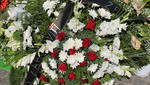 Fiori al Memoriale di Srebrenica, luglio 2015 - foto N.Corritore.JPG