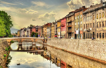 Sarajevo (foto © Leonid Andronov/Shutterstock)