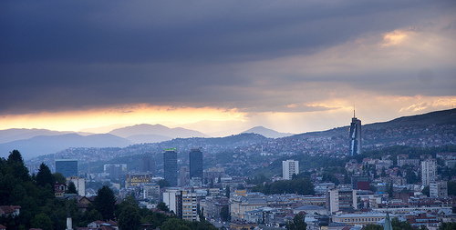 Sarajevo (Foto Scoobay, Flickr)