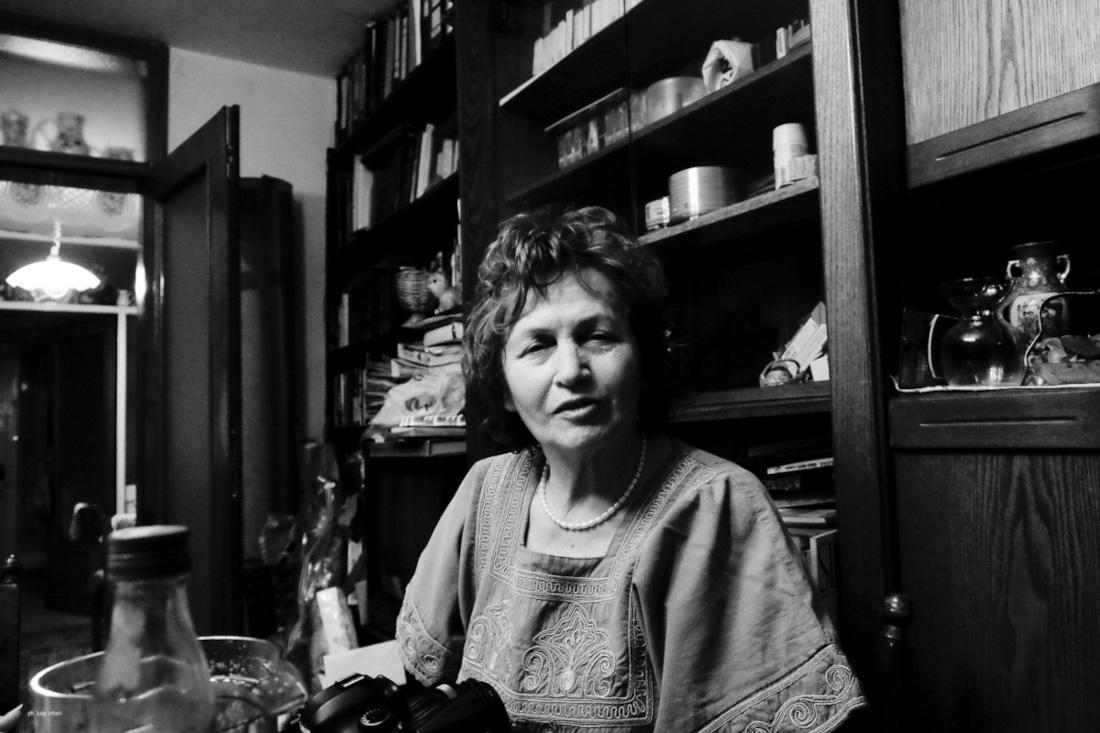 وسنا لیوبیچ - عکس © لوئیجی اوتانی