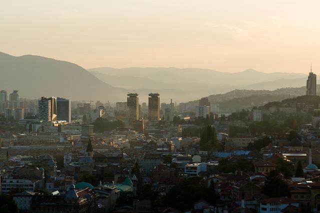 Sarajevo (Foto andreaerdna, Flickr)