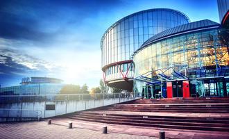 The premises of the ECHR in Strasbourg © symbiot/Shutterstcok