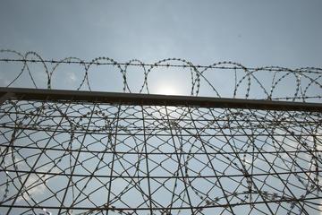 Filo spinato al confine bulgaro-turco - fmartino/OBC