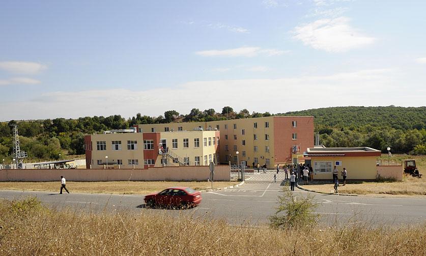"The ""transit center"" of Pastrogor (Photo F. Martino)"