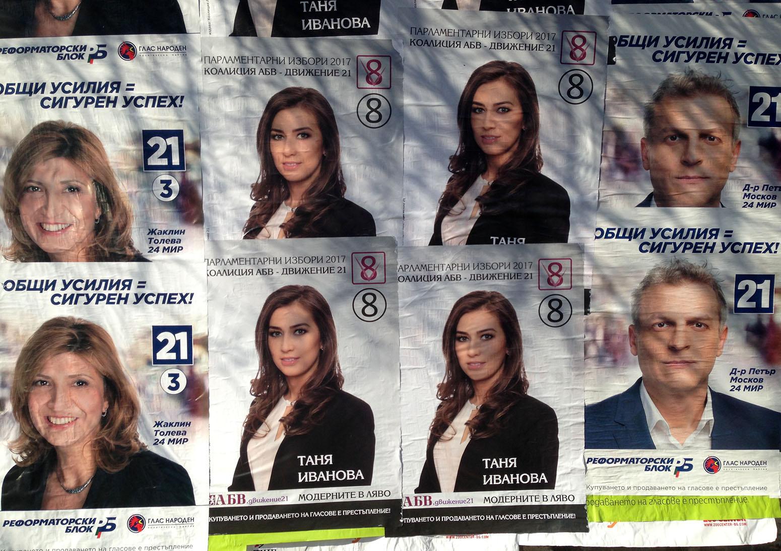 Elezioni in Bulgaria - fmartino/OBCT