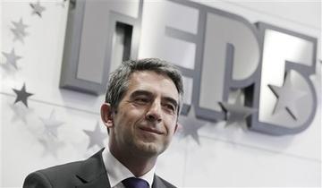 Rosen Plevneliev - neo eletto Presidente della Bulgaria
