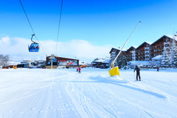 Bansko, inverno 2018 (Foto © Nataliya Nazarova/Shutterstock)