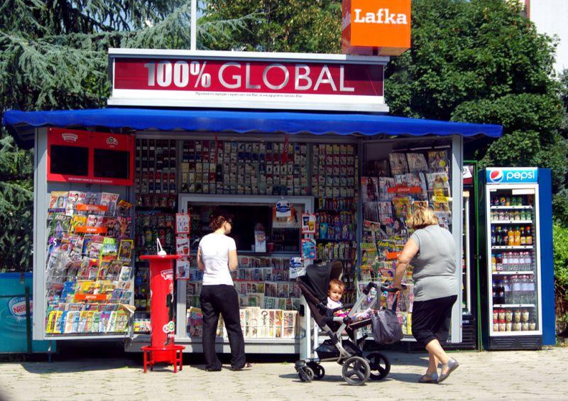 I media in Bulgaria: euforia, crisi e corruzione