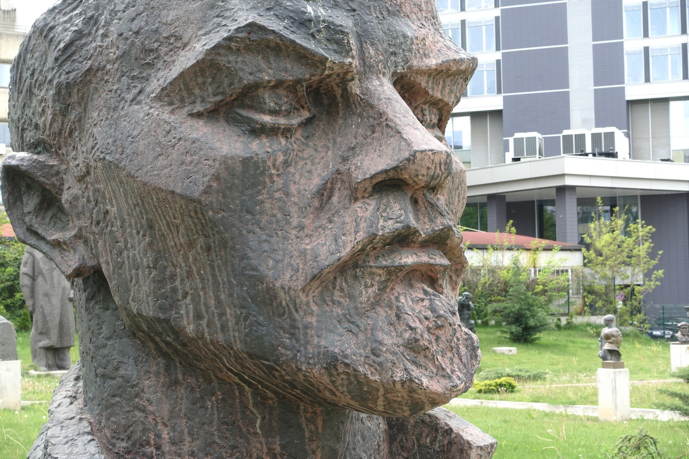 Bulgaria - Sofia-Socialist Art Museum