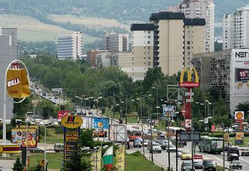 Sofia, quartiere Mladost